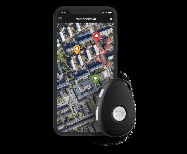 MiniFinder Pico GPS sändare